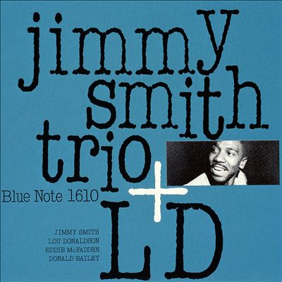 Jimmy Smith Trio + LD