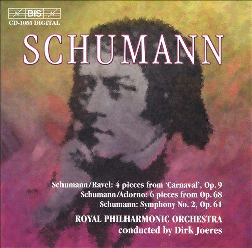 Schumann: 4 Pieces from