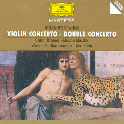 Brahms: Violin Concerto; Double Concerto