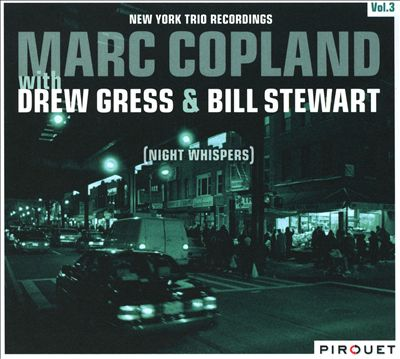 New York Trio Recordings, Vol. 3: Night Whispers