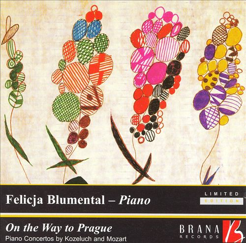 On the Way to Prague: Piano Concertos by Kozeluch & Mozart