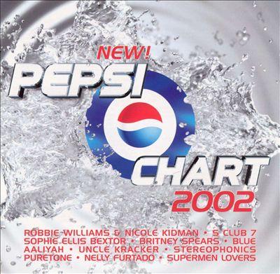 New! Pepsi Chart Album 2002