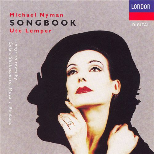 The Michael Nyman Songbook