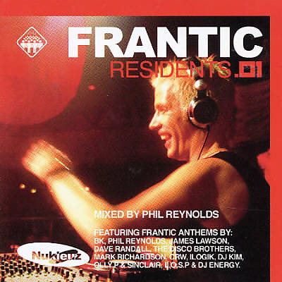 Frantic Residents, Vol. 1