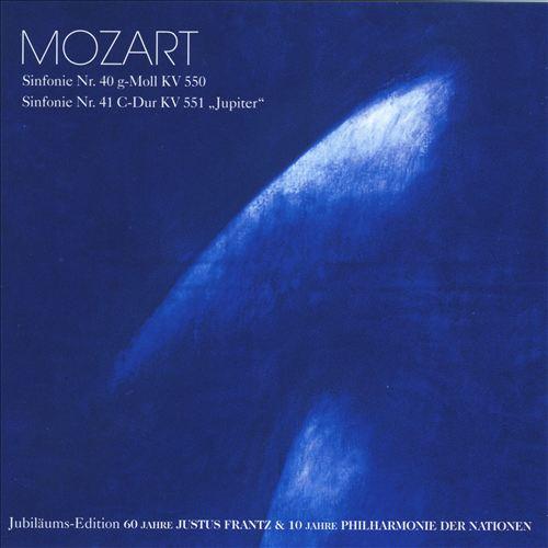 Mozart: Sinfonies Nos. 40 & 41