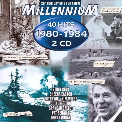 40 Hits: 1980-1984