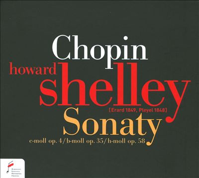 Chopin: Sonaty