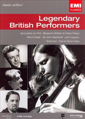 Legendary British Performers [DVD Video]