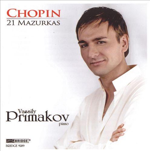 Chopin: 21 Mazurkas
