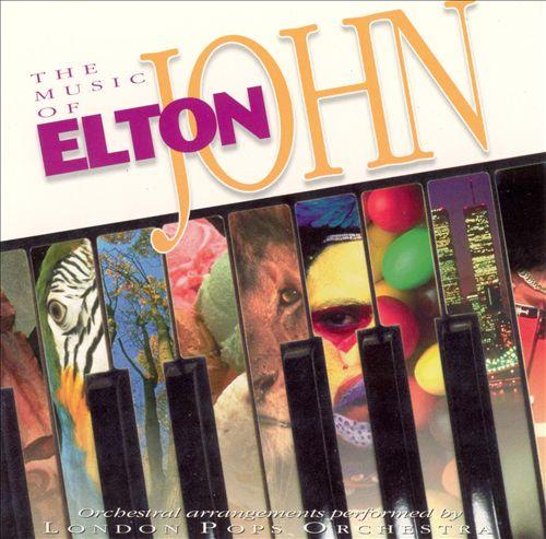 The Music of Elton John [Brentwood]