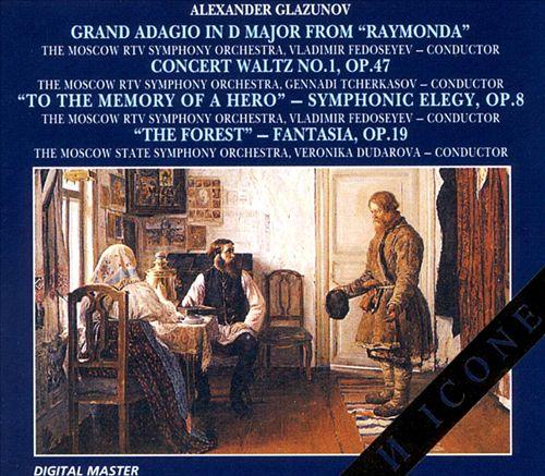 Alexander Glazunov: Grand Adagio in D Major from