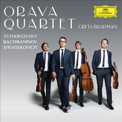 Tchaikovsky, Rachmaninov, Shostakovich