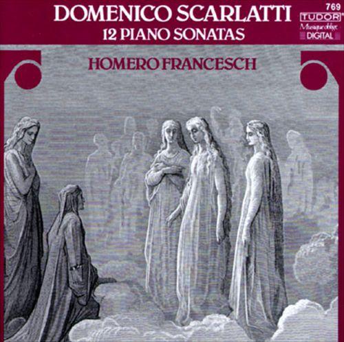 Scarlatti: Sonata in Dm K141, L422; Sonata in Dm K9, L413