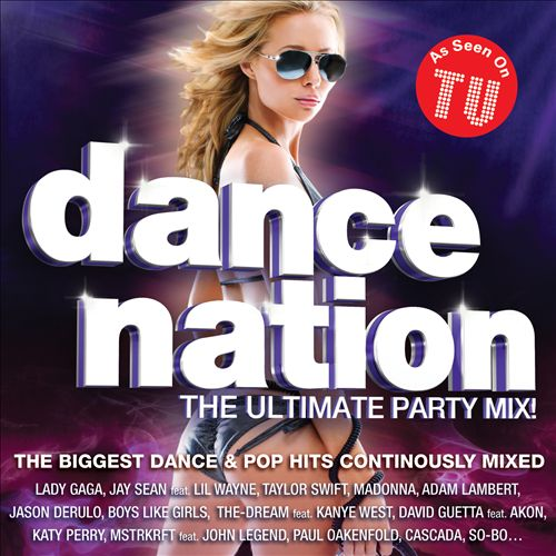 Thrivemix Presents Dance Nation: The Ultimate Party Mix!