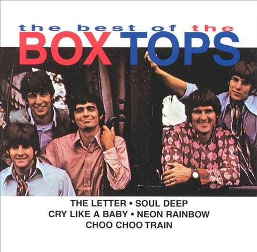 The Best of the Box Tops [BMG Germany]