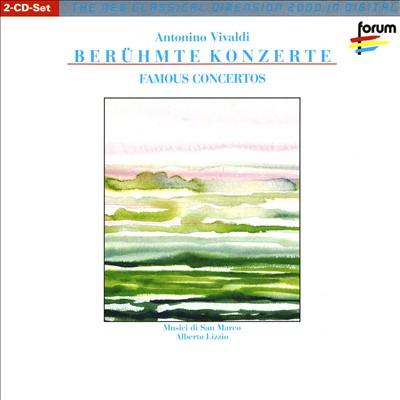 Vivaldi: Berühmte Konzerte