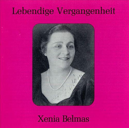 Lebendige Vergangenheit: Xenia Belmas
