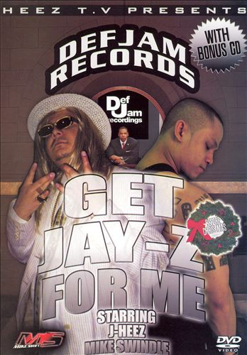 Get Jay-Z For Me [DVD/CD]