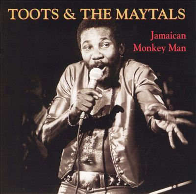 Jamaican Monkey Man
