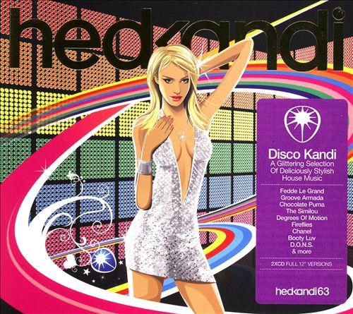 Hed Kandi: Disco Kandi 63