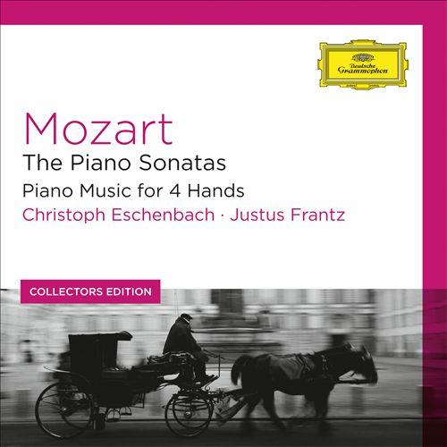 Mozart: The Piano Sonatas; Piano Music for 4 Hands
