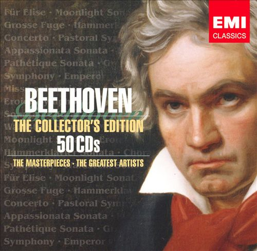 Beethoven: The Collector's Edition [Box Set]