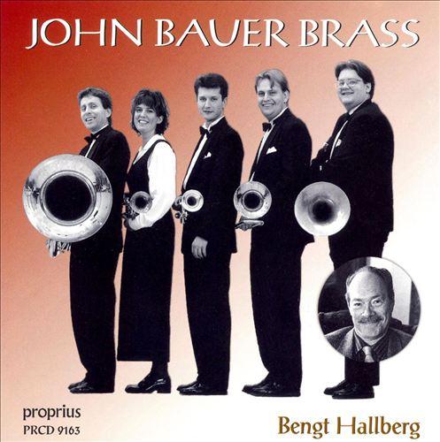 John Bauer Brass