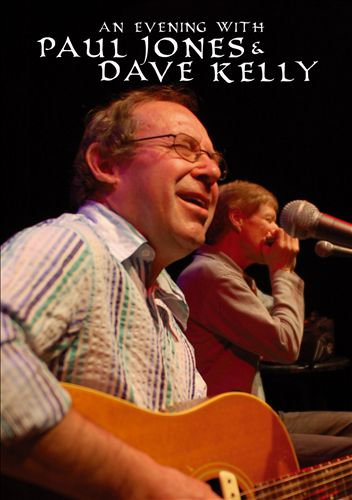 An Evening With Paul Jones and Dave Kelly [Video]