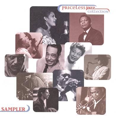 Priceless Jazz Sampler