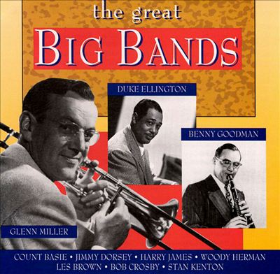 Great Big Bands [Goldies]