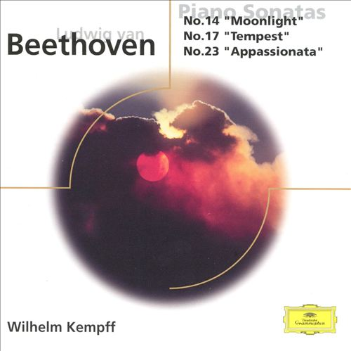 Beethoven: Piano Sonatas Nos. 14, 17 and 23