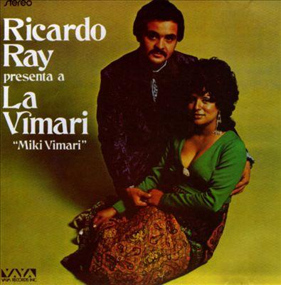 """Ricardo Ray Presenta A """"La Vimari"""""""