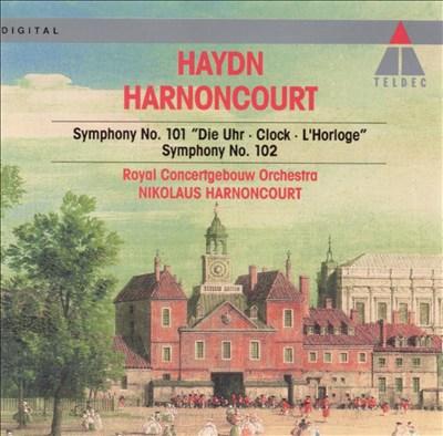 Haydn: Symphonies 101 & 102