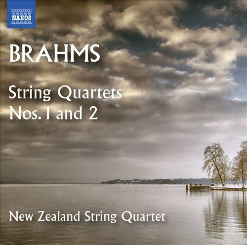 Brahms: String Quartets Nos. 1 & 2