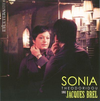 Sonia Theodoridou Sings Jacques Brel