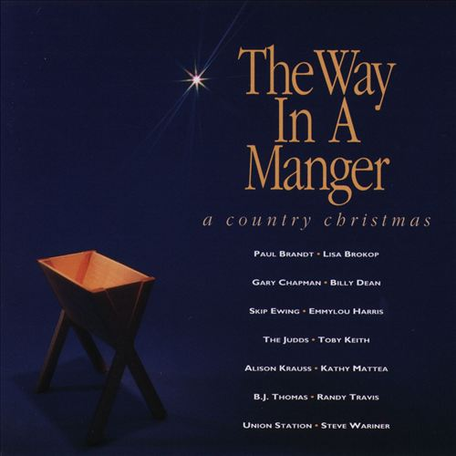 The Way in a Manger: Country Christmas
