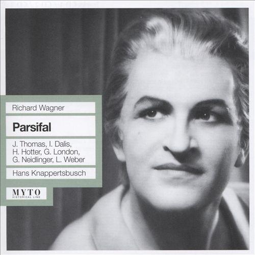 Wagner: Parsifal (Bayreuth 1961)