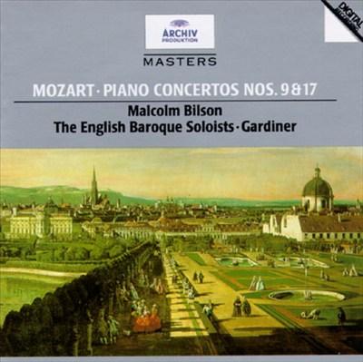 Mozart: Piano Concertos Nos. 9 & 17