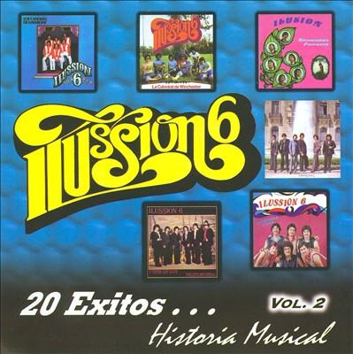 20 Exitos...Historia Musical Vol. 2