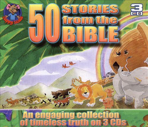 50 Five Minute Bible Stories