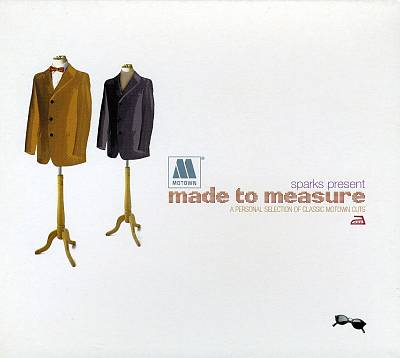 Motown Made to Measure [Sparks]