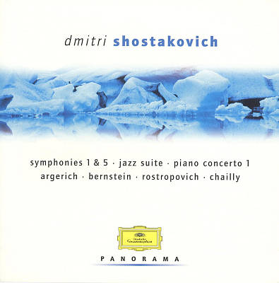 Shostakovich: Symphonies 1 & 5; Jazz Suite and Others