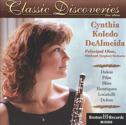 Classic Discoveries for Oboe
