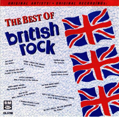 The Best of British Rock [EMI-Capitol Special Markets]