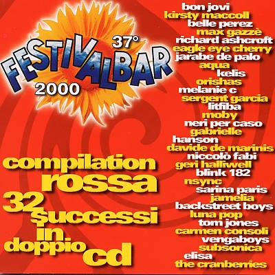 Festivalbar 2000: Compilation Rossa