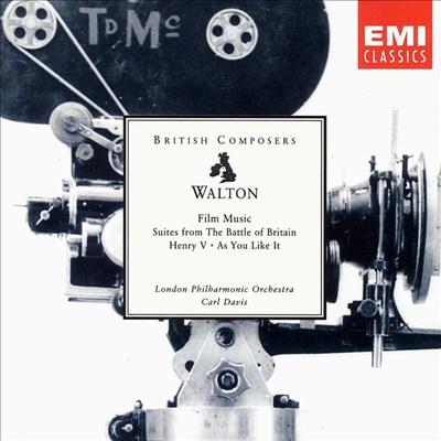 Walton: Film Music