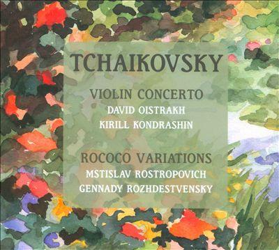 Tchaikovsky: Violin Concerto; Rococo Variations