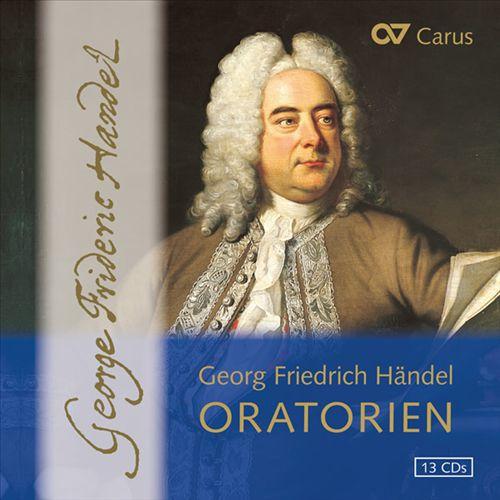 Georg Friedrich Händel: Oratorien