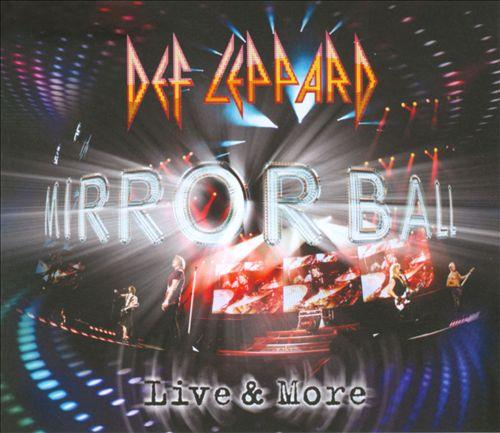 Mirror Ball: Live & More