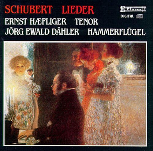 Schubert: Selected Songs